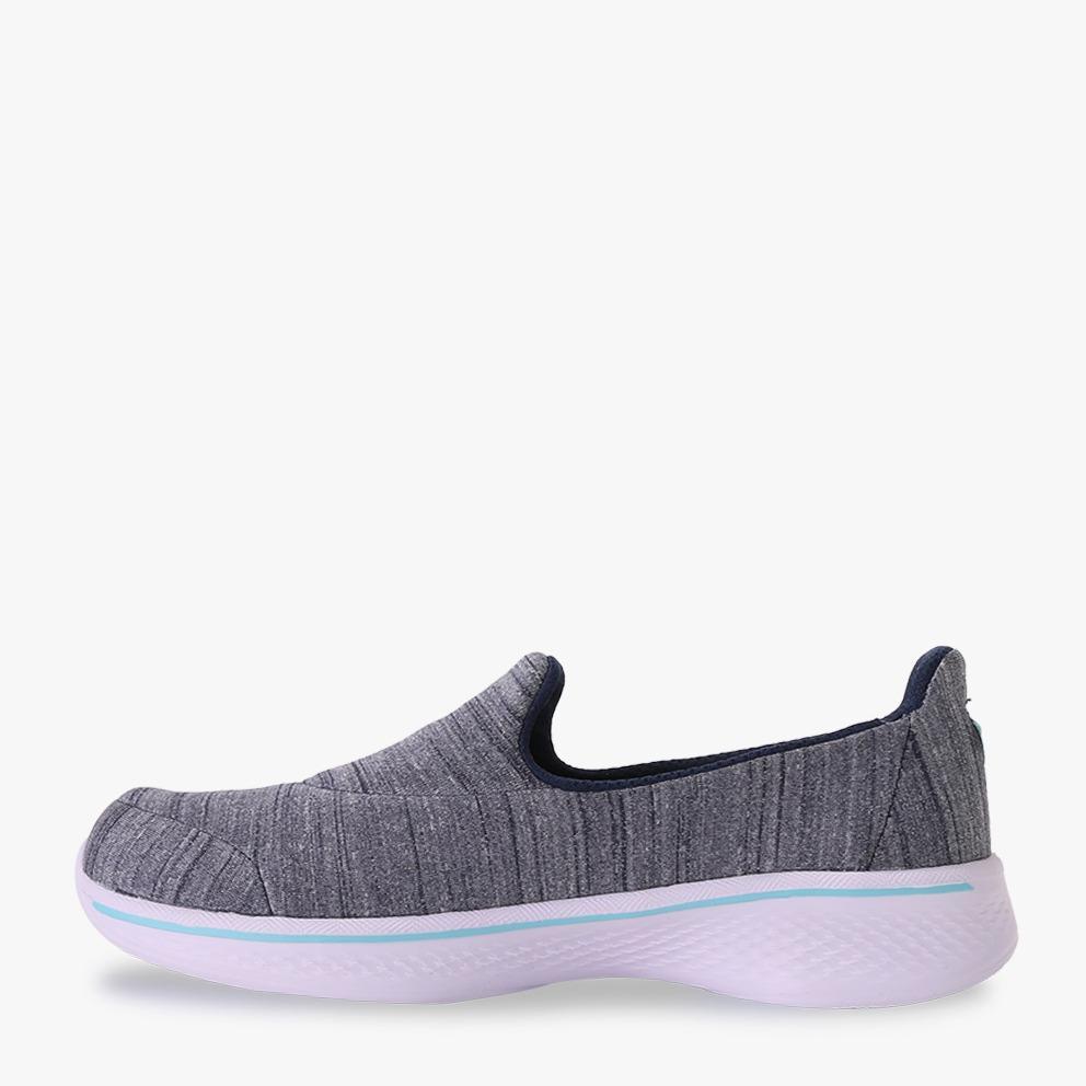 Info Diskon Baru Skechers Gowalk 4 Girls Sneakers Shoes Navy Harga ... 58d0f36058