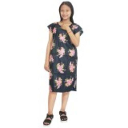 Midi, Daster Midi, Dress Santai, Baju Tidur, Piyama, Atasan Batik (BPT002-12)