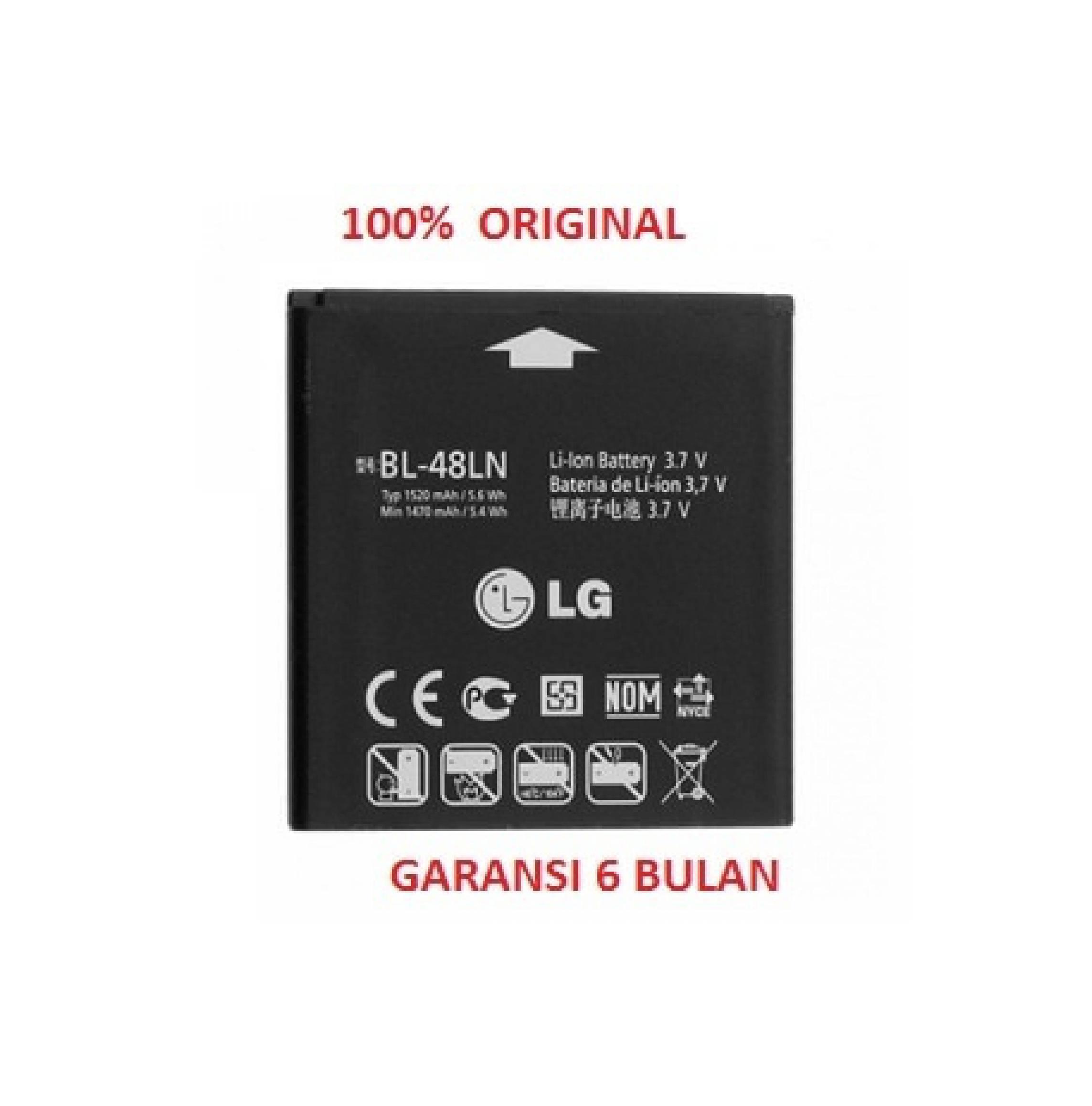 100% ORIGINAL Battery LG BL-48LN / LG P720 OPTIMUS 3D MAX,C800,Dll