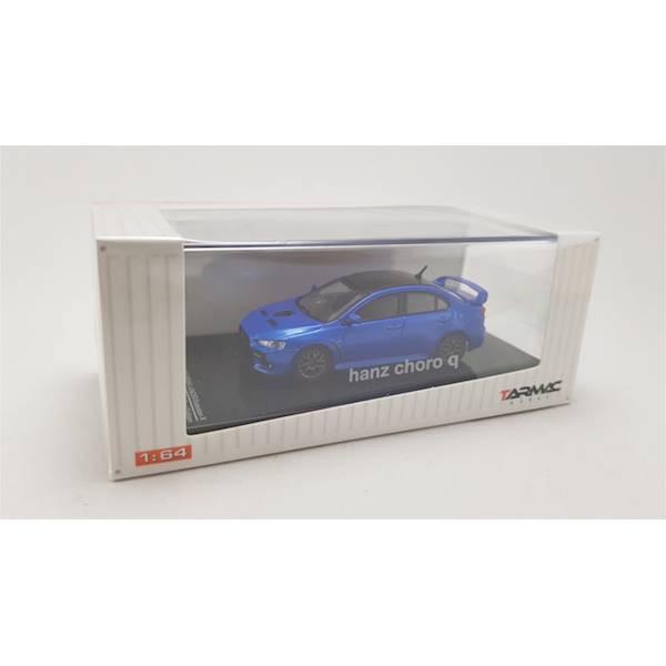 Tarmac Mitsubishi Evolution X Octane Blue