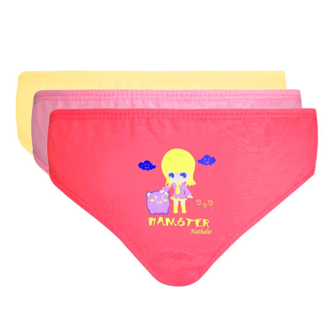 Kelebihan Nathalie Isi 3 Pcs Celana Pendek Anak Wanita Ntgc Perempuan Kids 1 Pack Dalam Ntk 0288