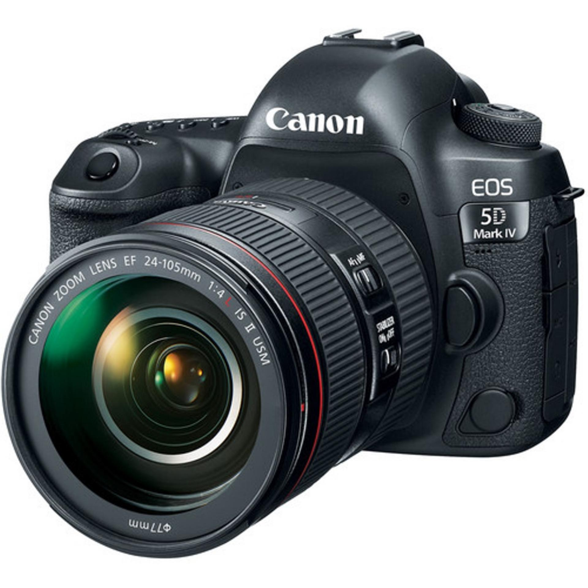 Beli Canon Eos 5D Mark Iv Kit 24 105Mm Canon Online