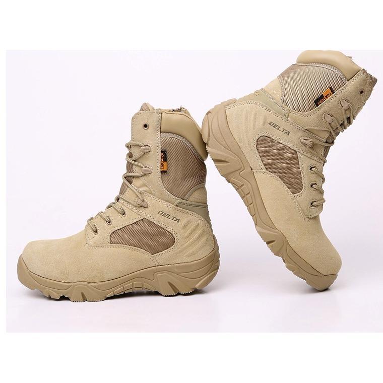 Harga Delta Sepatu Boots 8 Inci Gurun Terbaru