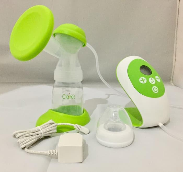 Claire's Electric Breast Pump / Pompa ASI Elektrik GBP A30 / claire's electric breast pump review