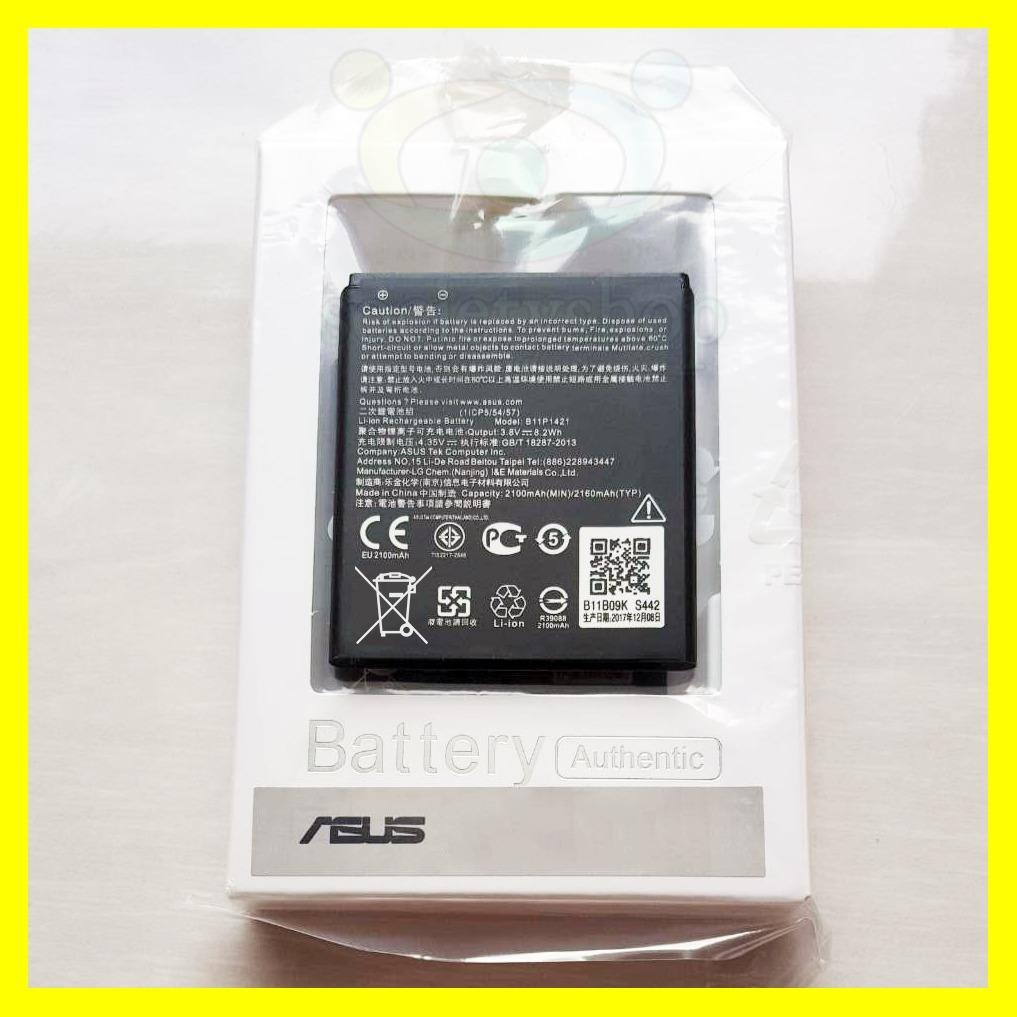 Baterai Asus Zenfone C Original Batre Hp Asli Ori Battery Batray Batere Bateray Batu