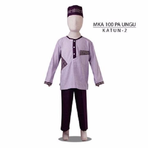 MKA100PAUngu(8-10tahun) baju koko anak grosir murah