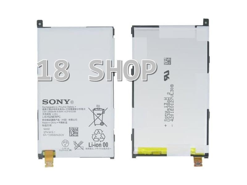 Batre Batere Baterai Battery Sony Xperia Z1 Compact D5503 Original - 2