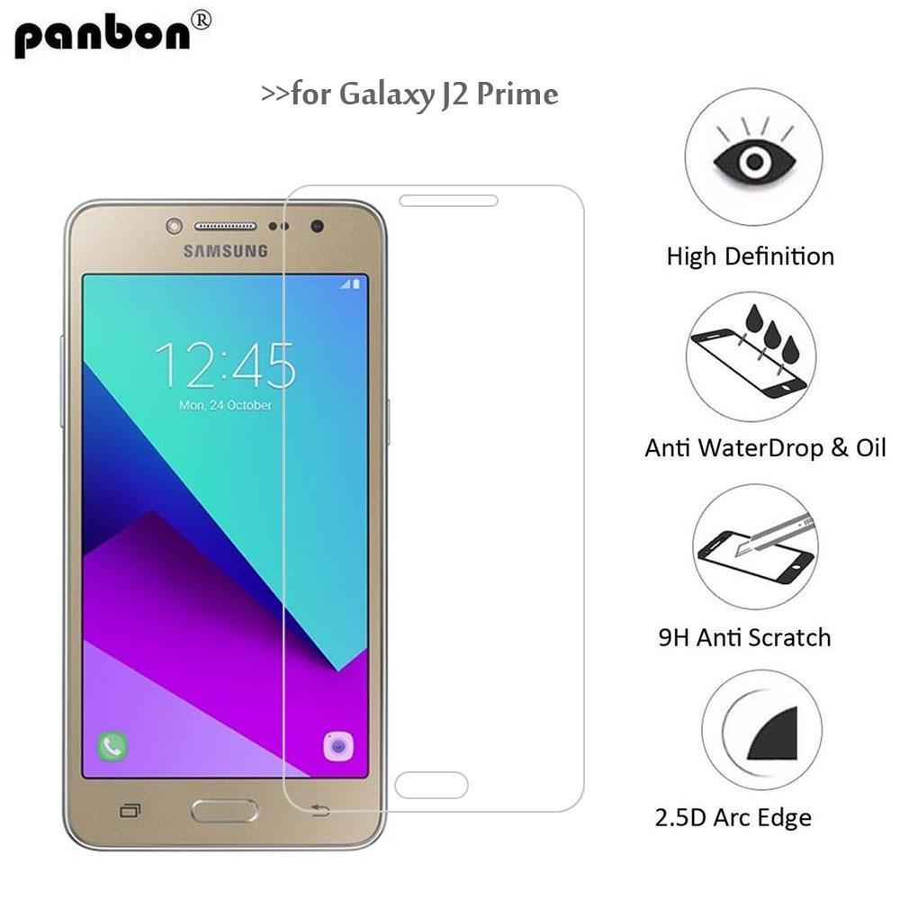 Original Anti Gores Kaca Tempered Glass Kaca Bening Samsung Galaxy J2 Prime