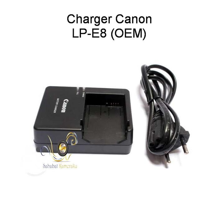 Charger Canon LP-E10 LPE10 for EOS 1100D 1200D (OEM)