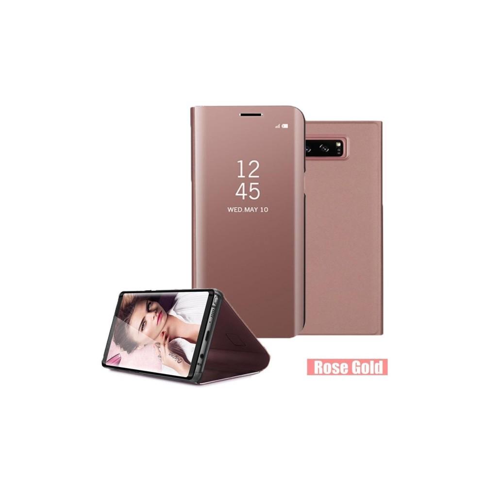 Cek Harga Baru Casing Hp Cover Samsung S6 Edge Plus S7 S8 Original Clear For Galaxy Biru Flip Miror Case
