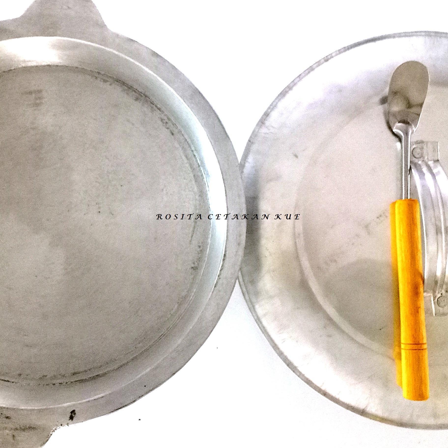 Spek Eddy Rosita Cetakan Kue Terang Bulan Martabak Manis 21 5Cm Tb Dan Tutup
