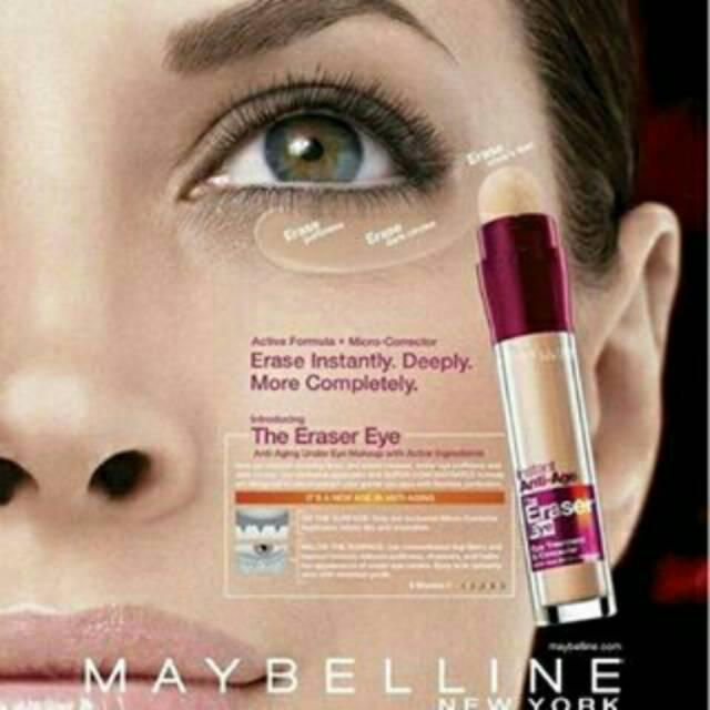 Maybelline Instant Age Rewind Eraser Dark Circles Concealer Fair