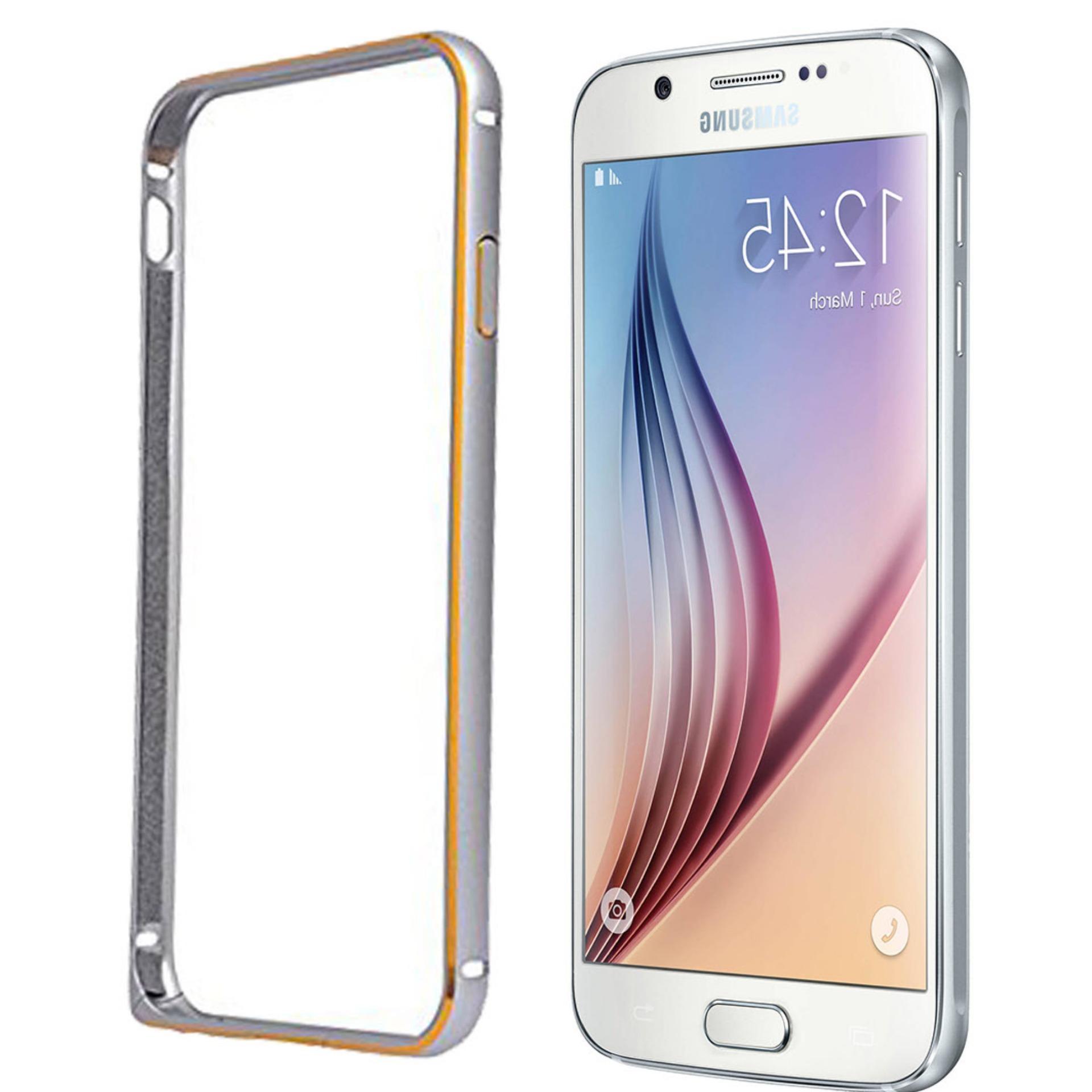 Cek Harga Baru Aluminium Bumper Stainless Metal Bezel List For Samsung Galaxy A5 A500f Lte 16gb Hitam S6 Flat G920 4g