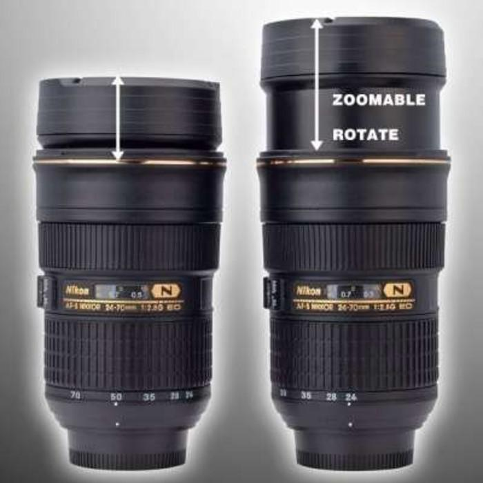 Mug Lensa Canon Dan Nikon - Rrzks1