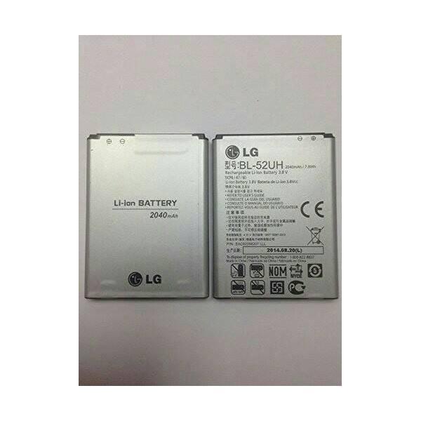 Battery Baterai Batre LG D285 L65 DUAL L70 BL52UH ORI