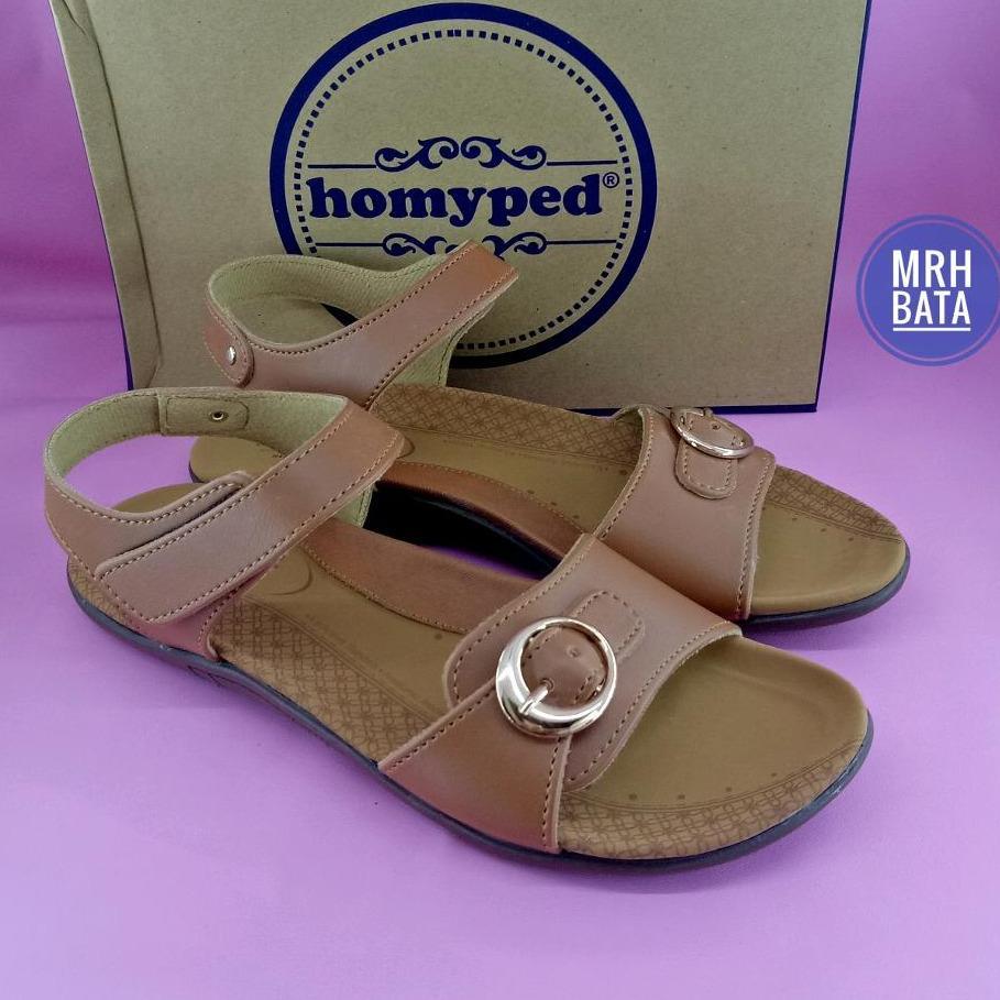 Model Homyped Sepatu Sandal Wanita Vanesa Tb 22 36 40 Terbaru