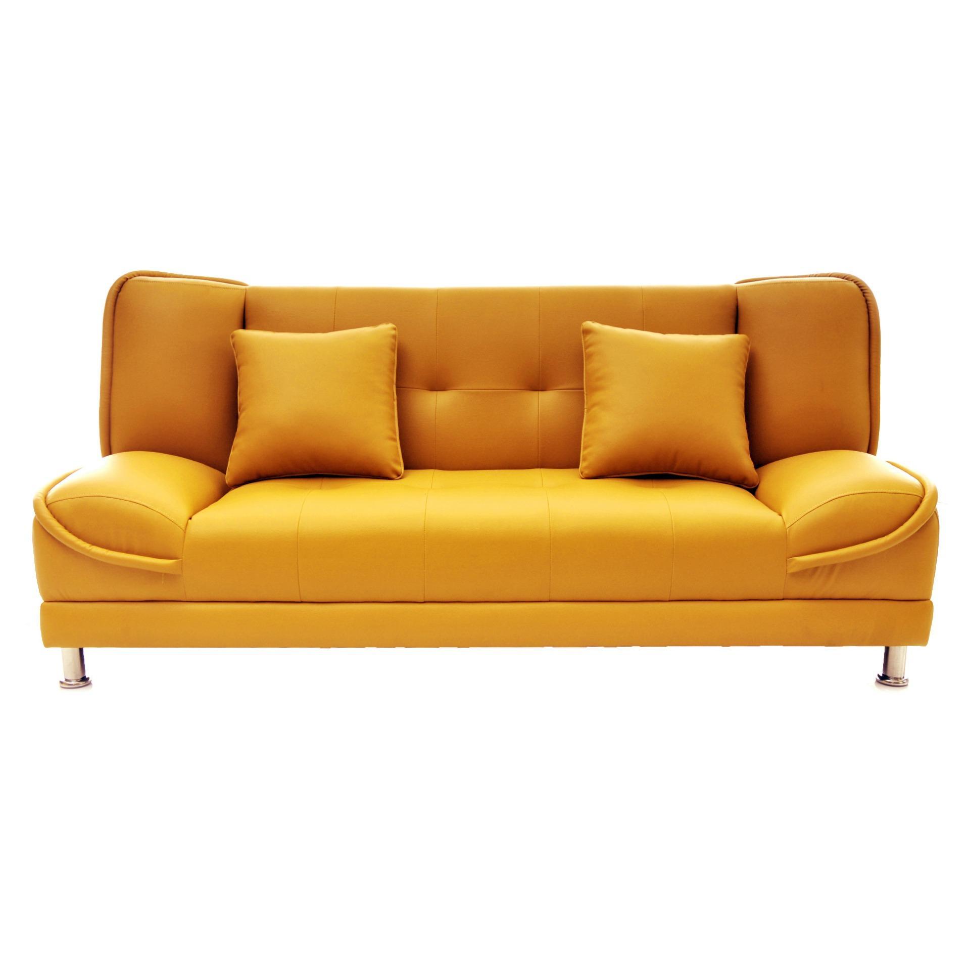 Harga Olc Sofabed Nok14 Oranye Jabodetabek Only New