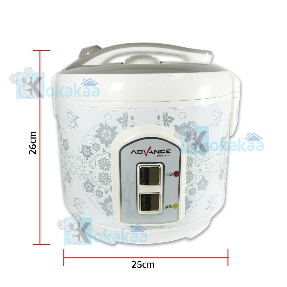 Susun Kapasitas 2 L Penanak Nasi Mini Source · Advance Rice Cooker Automatic .