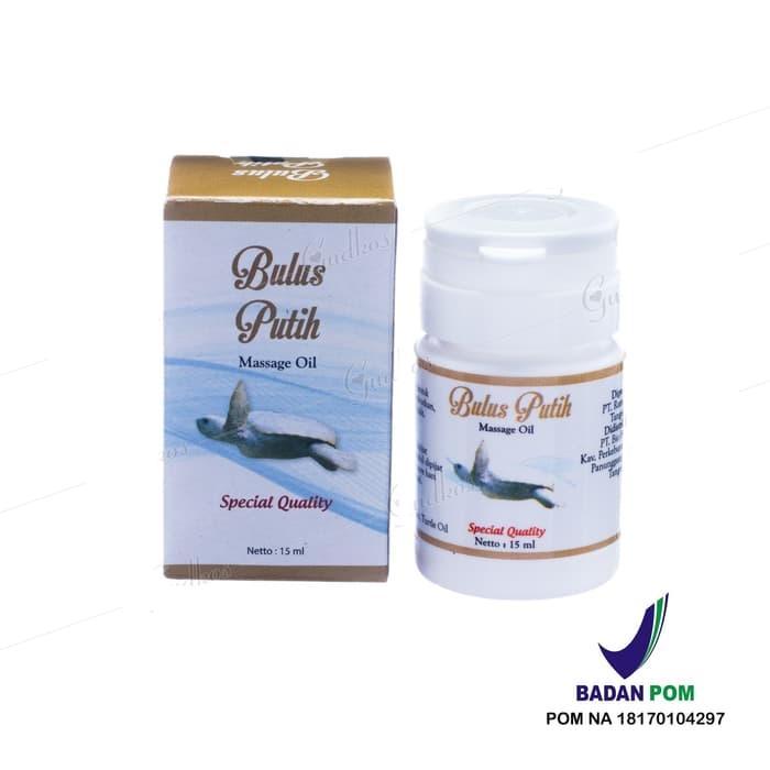 Minyak Bulus Putih Pembesar Payudara - Minyak Bulus Original Terdaftar BPOM - Lebih .