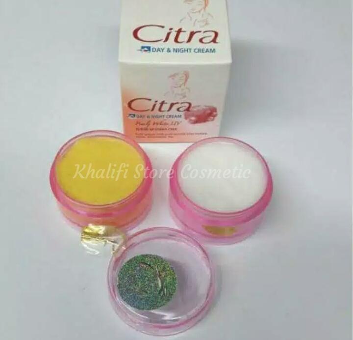 CITRA Cream Siang Malam Original