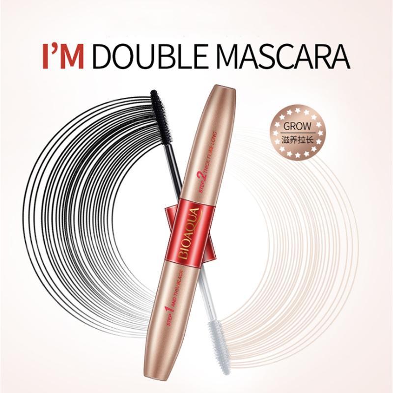 ... Bioaqua Mascara Double Head Waterproof - 3 ...