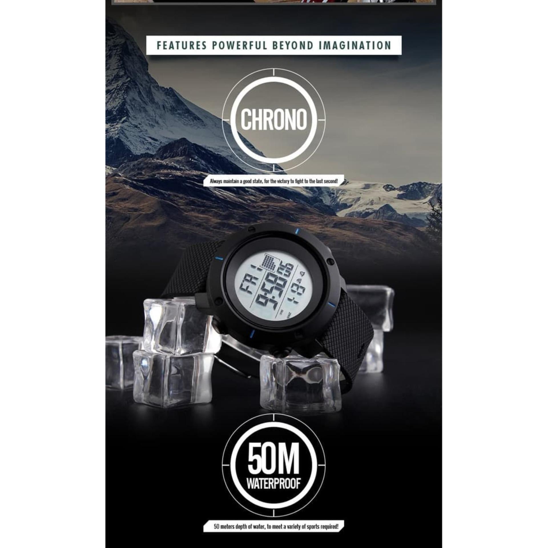 Review Jak Shop Skmei 1213 Original Jam Tangan Pria Sport Outdoor Anti Air Casio 50m Murah