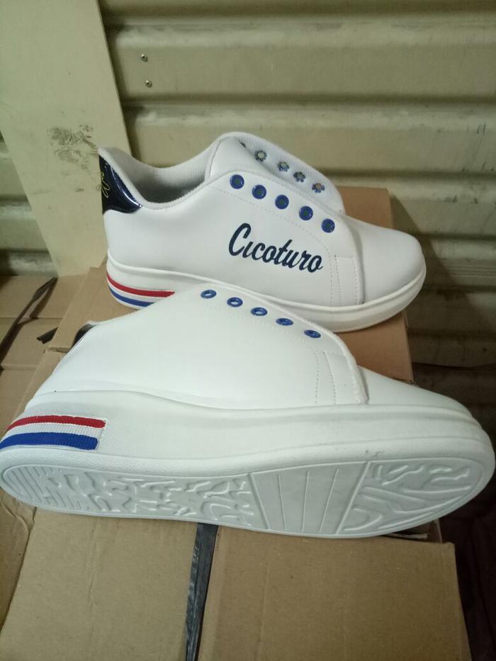 Sepatu Sneaker Pria Wanita List Biru Andi - Daftar Harga Terlengkap ... 11cb7fa41a