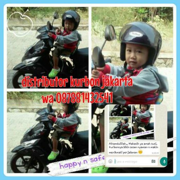 Kursi Bonceng Motor Anak (Matic/Bebek) JAKARTA
