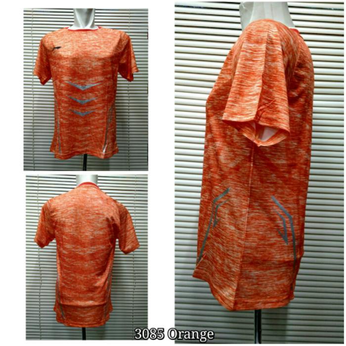 Detail Gambar HOT PROMO!!! Baju Kaos Badminton / Bulutangkis LiNing Impor 3085A -