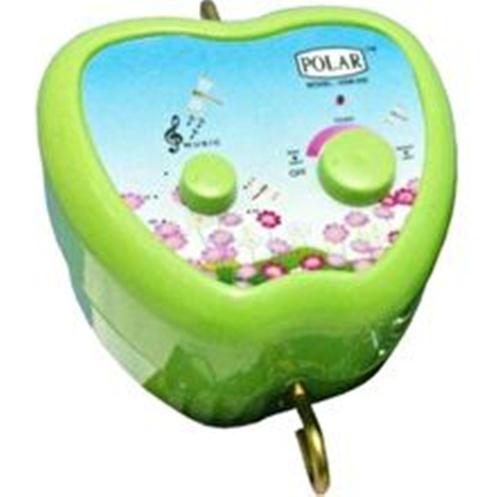 Beli Ayunan Bayi Listrik Otomatis Polar Model Apple Musik Pakai Kartu Kredit