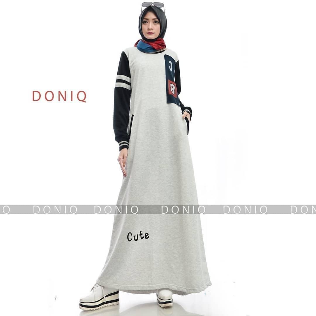 Fashion Muslim 38 Maxi Dress Babyterry Baju Wanita Gamis Baju Panjang Gaun  Pesta Murah Remaja Baju d4ea38be1b