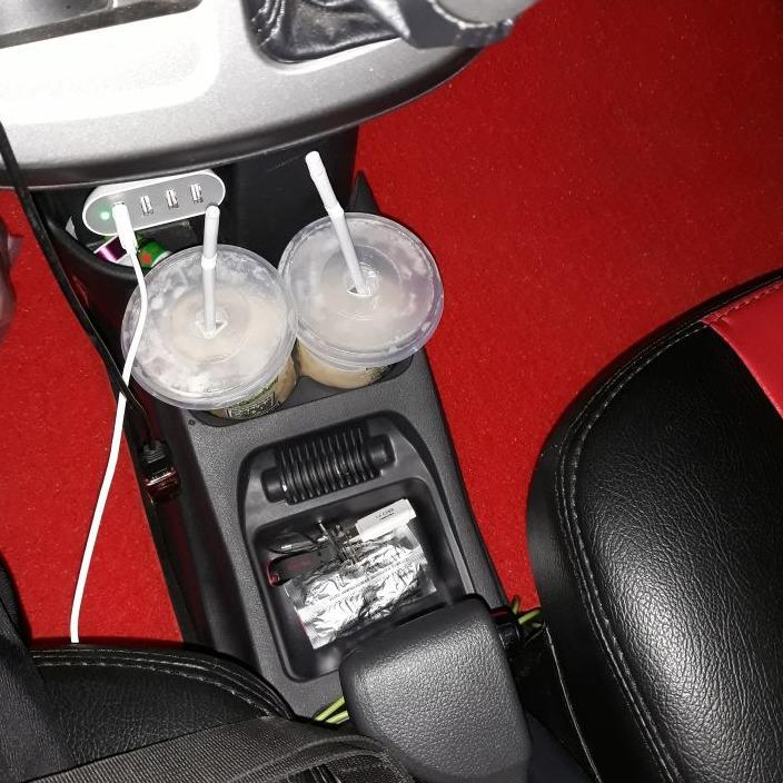 Harga Console Box Toyota Calya Or Daihatsu Sigra Paling Murah