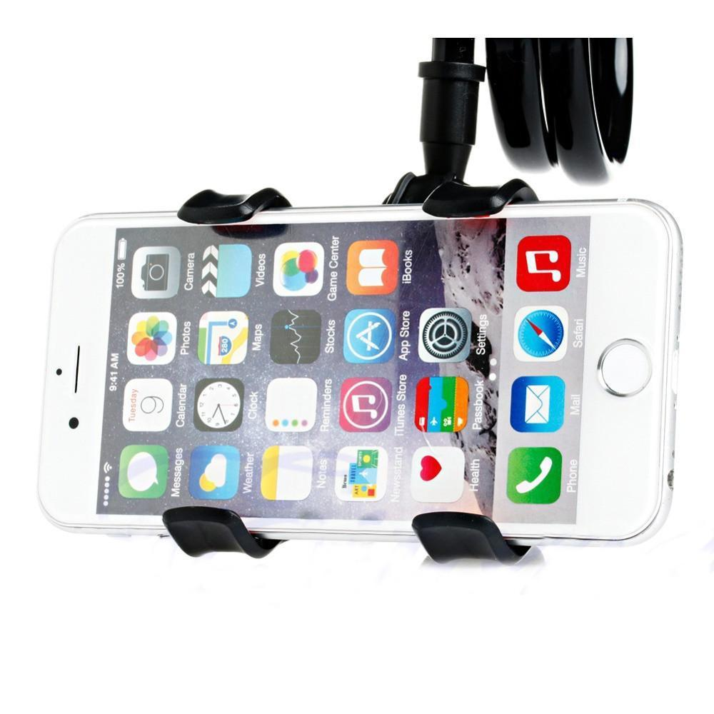 Rainbow Universal Phone Holder Ac Mobil / Holder Gps Hp Besi Airvent Holder Hitam. Source ... Lazypod Mobile Phone Monopod Penjepit HP Elastis - 4 .