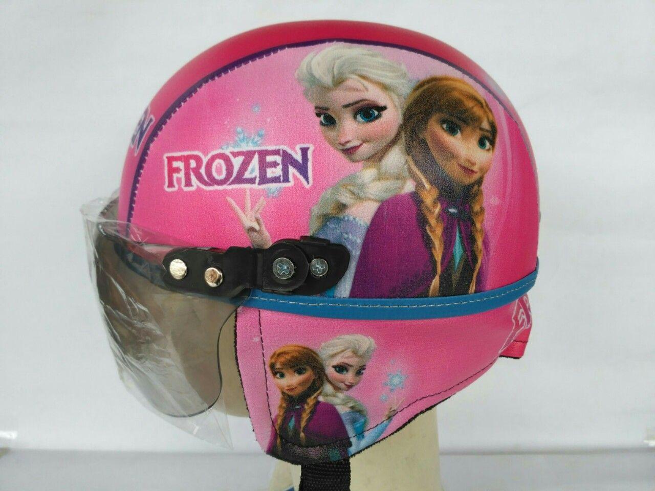 Review Helm Anak Retro Dan Harga Terbaru Informasi Frozen
