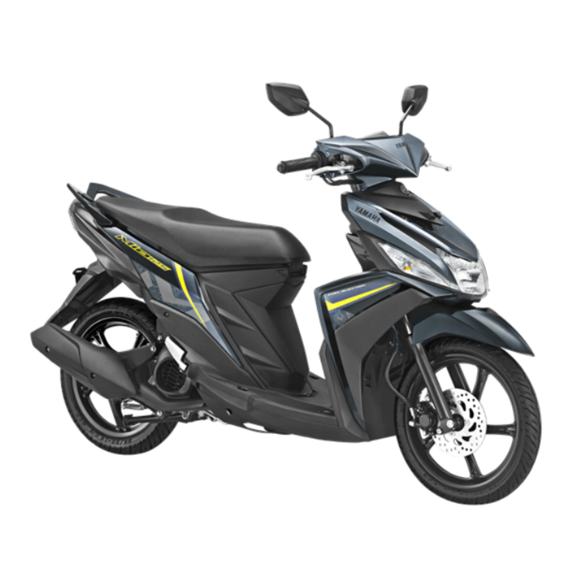 Yamaha Mio M3 125 Cw Amazing Black Jakarta Banten Dki Jakarta Diskon 50