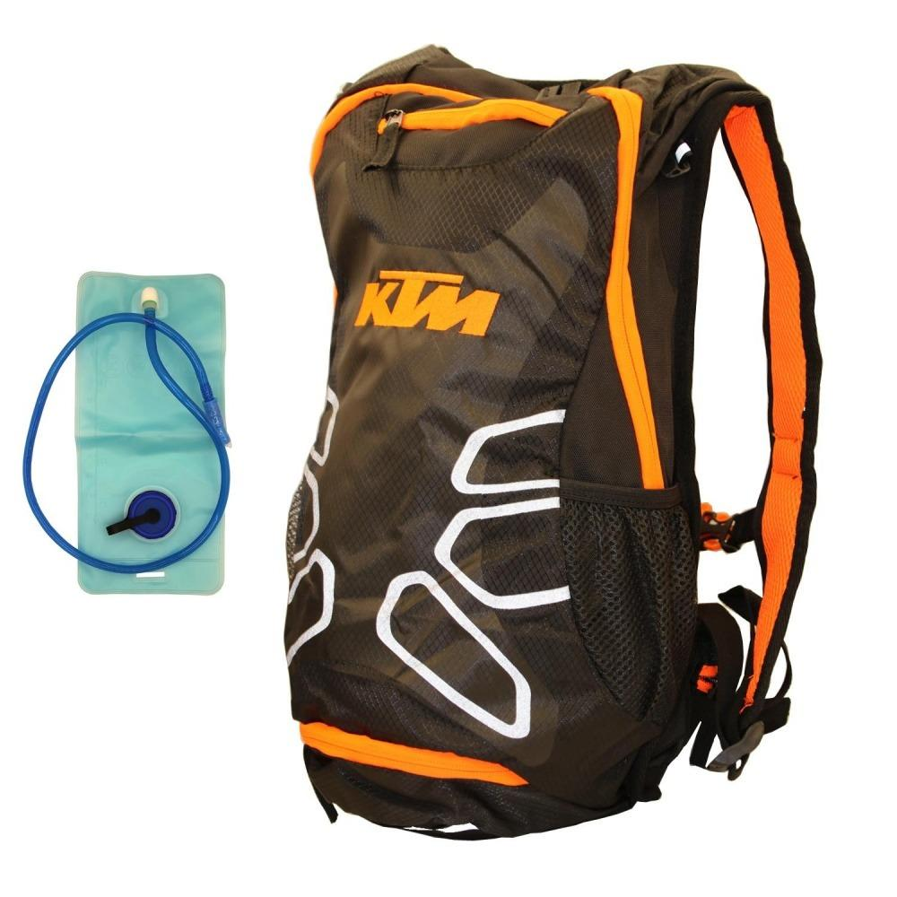 Motor Ktm Air Backpack Riding Hidrasi Air Shoulder Bag Tas Helm Sepeda Motor Paket Intl Terbaru