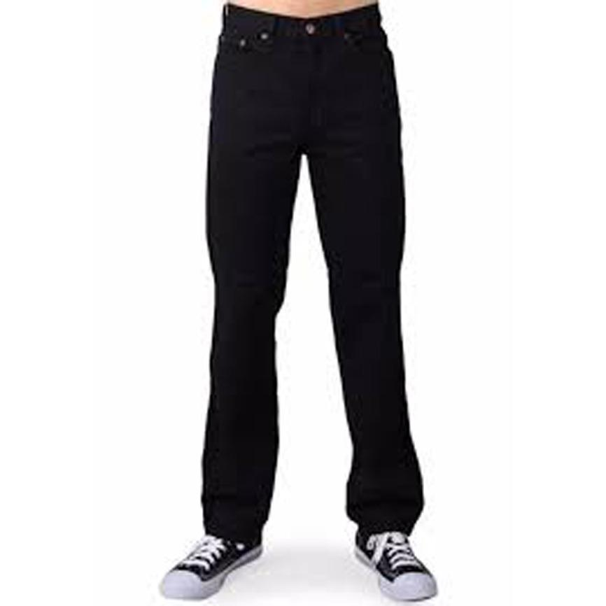 Celana Jeans Standart Lea Black