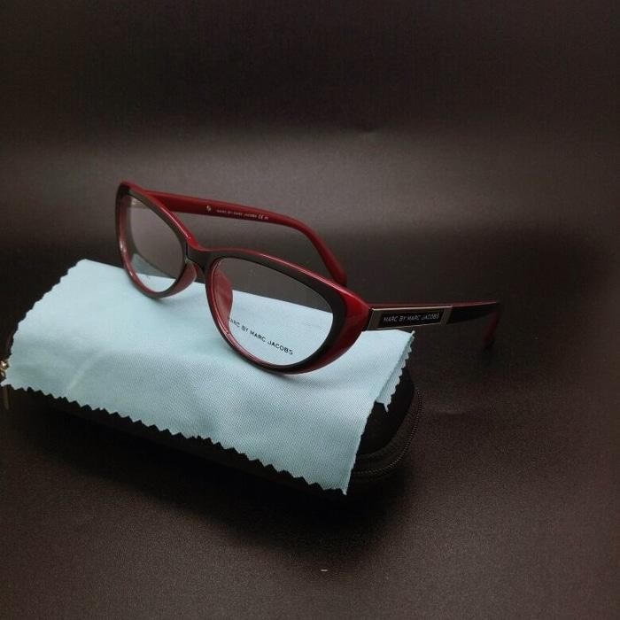 Detail Gambar Frame Kacamata Wanita Marc Jacobs Am-9257 Super + Cairan Pembersih Terbaru