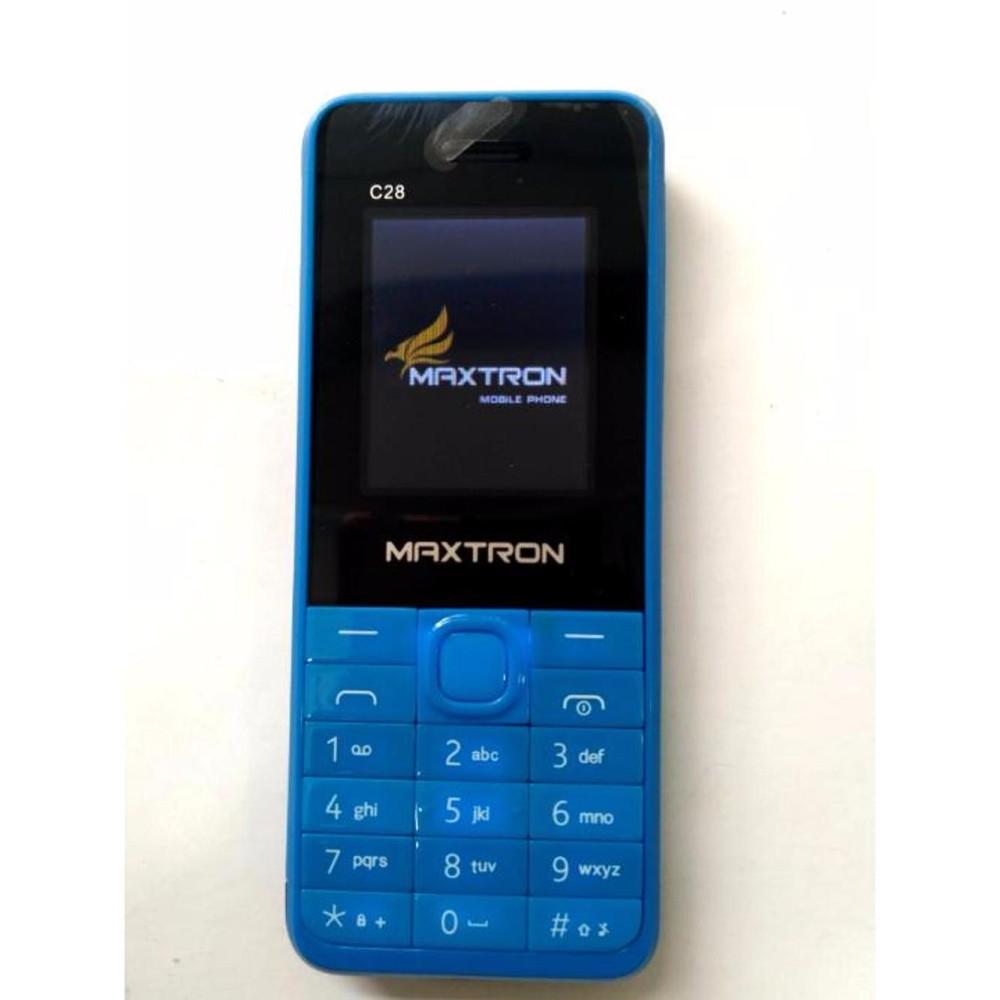 Jual Maxtron C31 Garansi Murah Dan Berkualitas Id Store New8a Smartphone Rp 199000