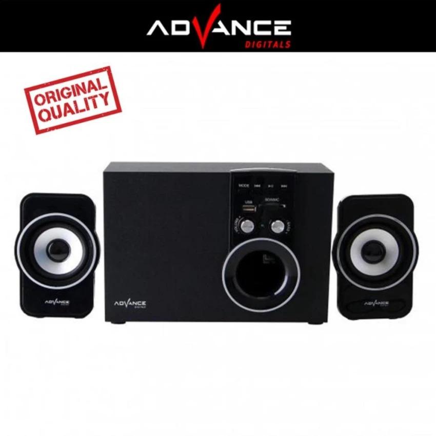 Beli Speaker Aktif Advance M180Bt Bluetooth Dengan Kartu Kredit