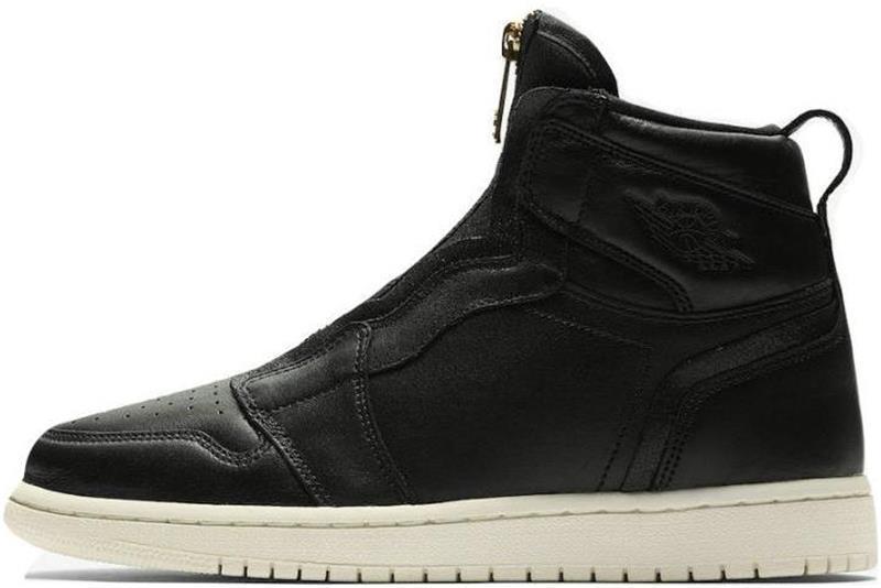 Bandingkan Harga The Footwear Terbaru Air Jorda  110  1 High Zip Black  University Red AQ3742 016 Factory Outlet Sepatu Basket dan Info Lengkap 367fbebc8a