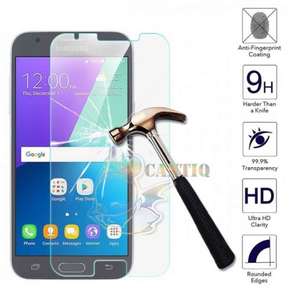 QCF Tempered Glass Samsung Galaxy J7 Core / Anti Gores Kaca Samsung Galaxy J7 Core /