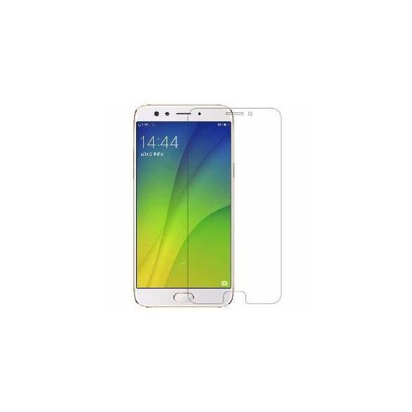 Tempered Glass Screen Protector Clear Oppo F3 Compatible