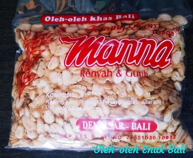 Kacang Koro Bali Manna 270gr