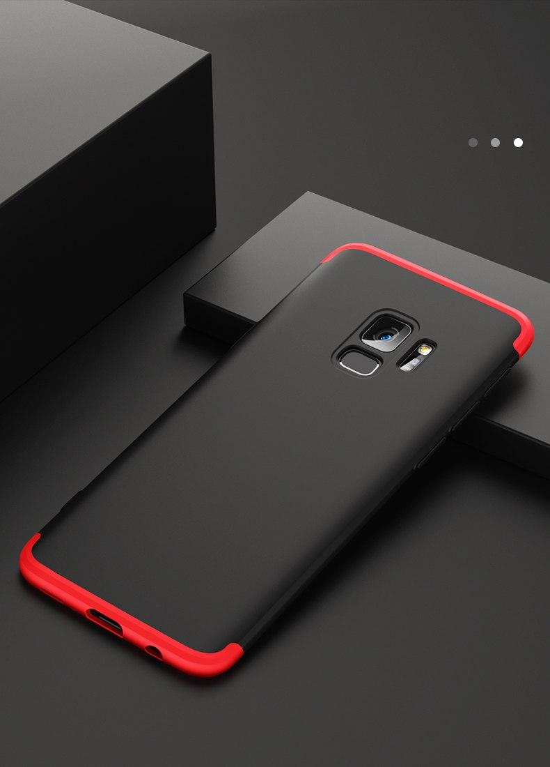 Accessories Hp CASE GKK Hardcase 360 Full Protective For Samsung Galaxy S8 - 2 .