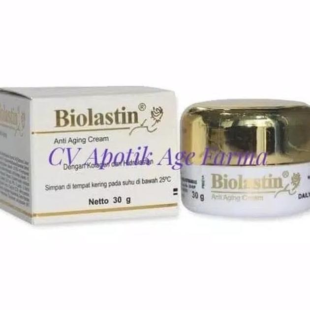 Biolastin Cream 30gram (Ikapharmindo)