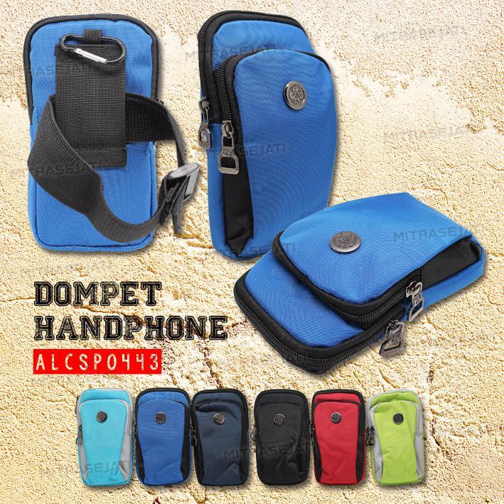 Dompet Handphone / Sarung HP Pinggang Sport