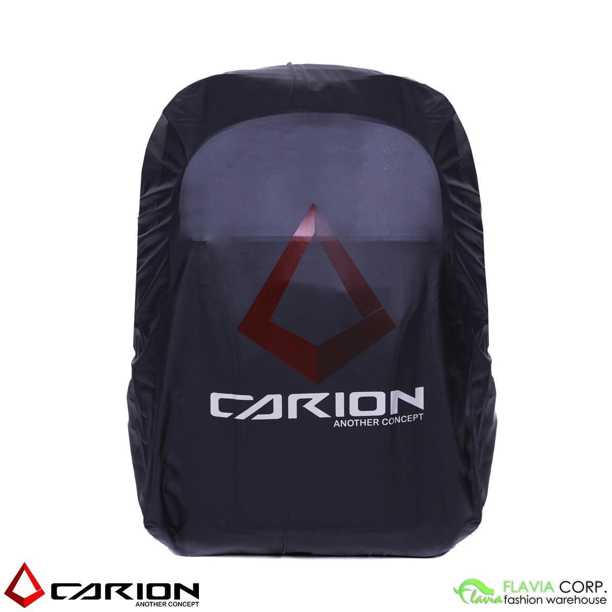 Coverbag Raincoat Raincover Waterproof untuk Tas Ransel max 30 L