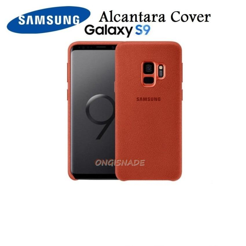 Samsung Genuine Cover Alcantara For Galaxy S9 - Original