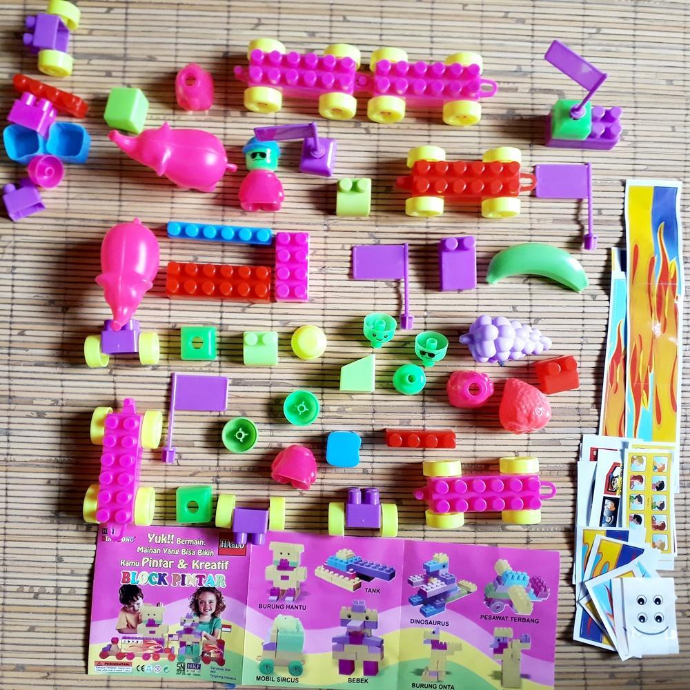 Kelebihan Mainan Edukasi Block Pintar Lego Bricks 458 Pcs Balok Funny Susun Anak Perempuan Edukatif Laki Detail Gambar Terbaru